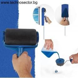 Пълен комплект валяци Paint Runner за лесно, удобно и бързо боядисване