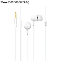Стерео слушалки с микрофон за мобилни устройства Earldom ET-E11, Различни цветове