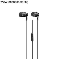 Стерео слушалки с микрофон за мобилни устройства One Plus C4572