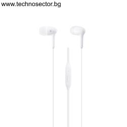 Стерео слушалки с микрофон за мобилни устройства One Plus C4575, Различни цветове