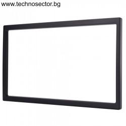 Предна рамка / панел 2 дин за мултимедия или навигация / 2 din рамка за кола