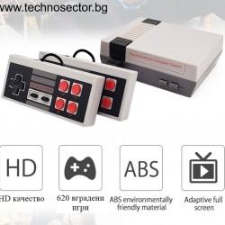Ретро видео игра с 2 джойстика с 620 класически игри, Entertainment system