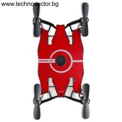 Бюджетен мини дрон HOSHI T49 с 2MP, WIFI, FPV, Сгъваем квадрокоптер